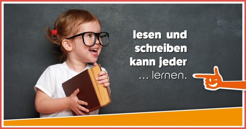 Ihr Kind hat Schwierigkeiten beim Lesen und Schreiben?