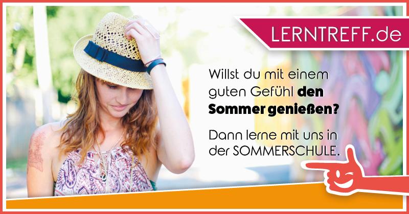 Du willst einen entspannten Sommer erleben?